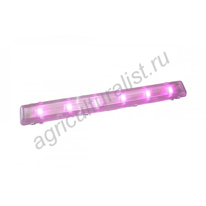 """Светодиодный светильник на COB 20Вт светодиодах общей мощностью 120Вт """"Рутилик"""" IP65 с настенным и потолочным креплением"""